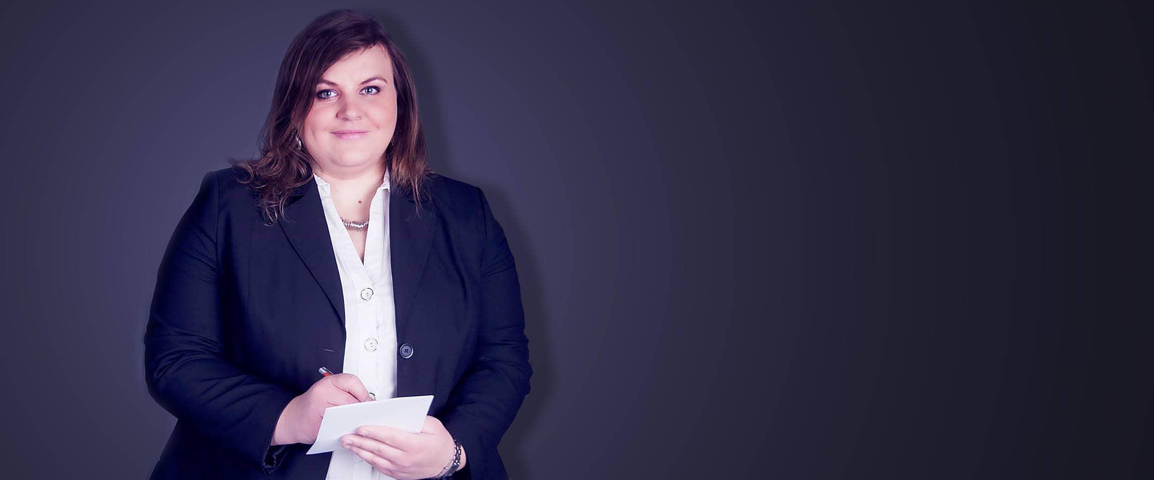 Wywiad z Justyną Broniecką - zaproszenie od Kamila Cebulskiego